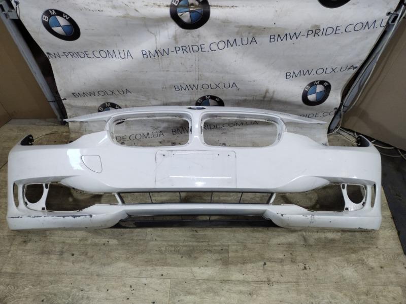 Бампер Bmw 3-Series F30 N20B20 2013 передний (б/у)