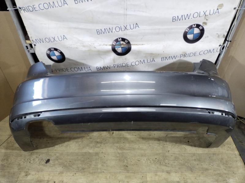 Бампер Volkswagen Jetta 2.5 2011 задний (б/у)