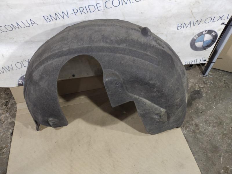 Подкрылок Bmw 5-Series F10 N63B44 2011 задний левый (б/у)