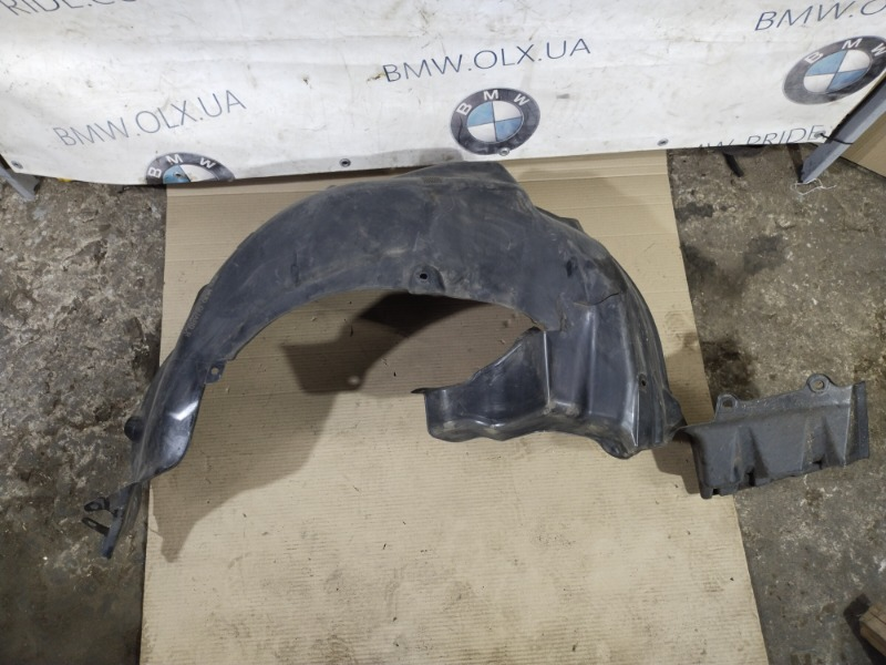 Подкрылок Subaru Forester SJ 2.5 2014 задний правый (б/у)