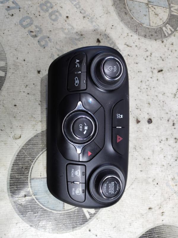 Блок управления климат-контролем Dodge Dart 2.4 2014 (б/у)