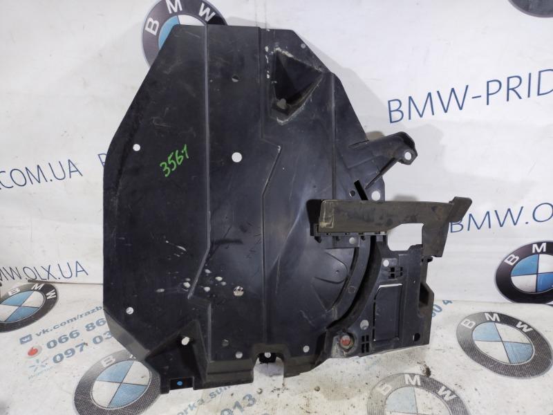 Защита топливного бака Subaru Forester SJ 2.5 2014 задняя правая (б/у)