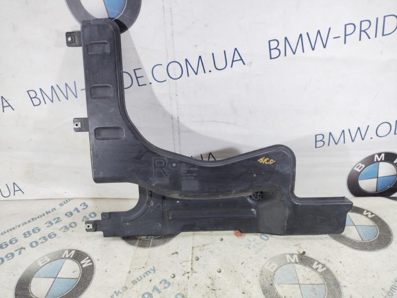 Защита Volkswagen Passat B8 1.8 2016 задняя правая (б/у)