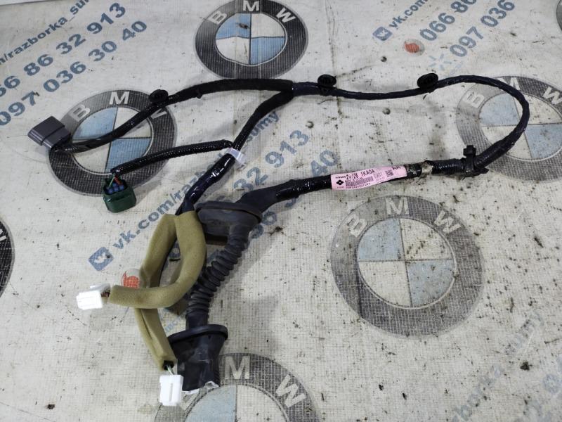 Проводка дверная Nissan Juke 1.6 2011 задняя правая (б/у)