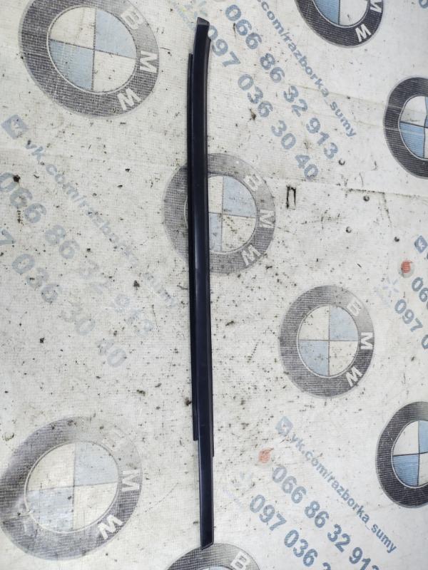 Молдинг на дверь Nissan Juke 1.6 2011 задний правый (б/у)