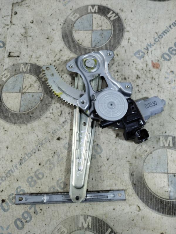 Стеклоподъемник Nissan Juke 1.6 2011 задний правый (б/у)