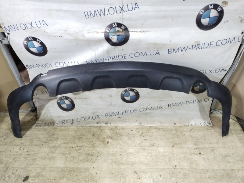 Губа бампера Dodge Journey SXT 3.6 2014 задняя (б/у)