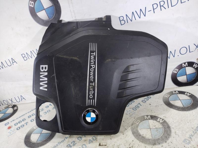 Крышка двигателя Bmw 3-Series F30 N20B20 2013 (б/у)