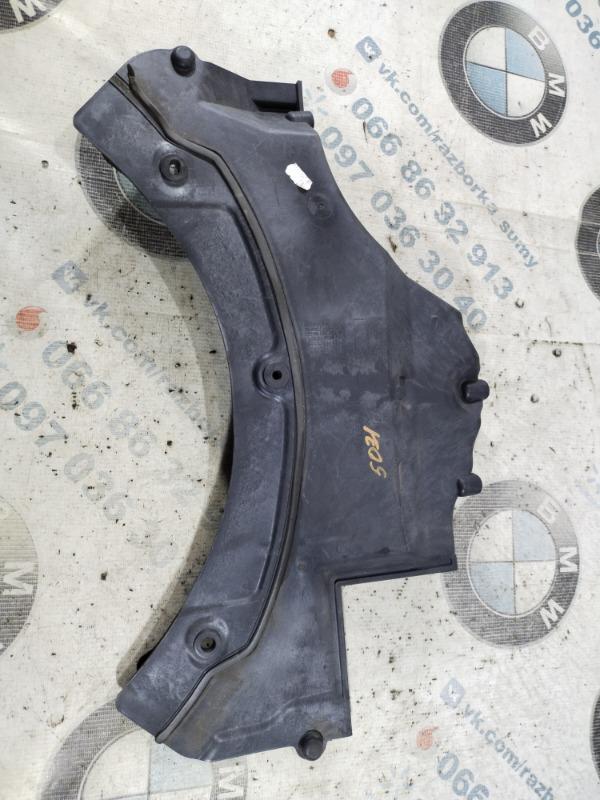 Шумоизоляция двигателя Bmw 5-Series F10 N63B44 2011 (б/у)
