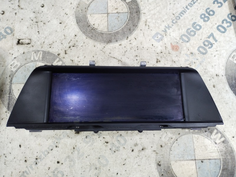 Монитор Bmw 5-Series F10 N63B44 2011 (б/у)