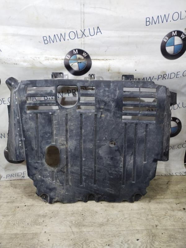 Защита двигателя Jeep Compass 2.4 2014 (б/у)
