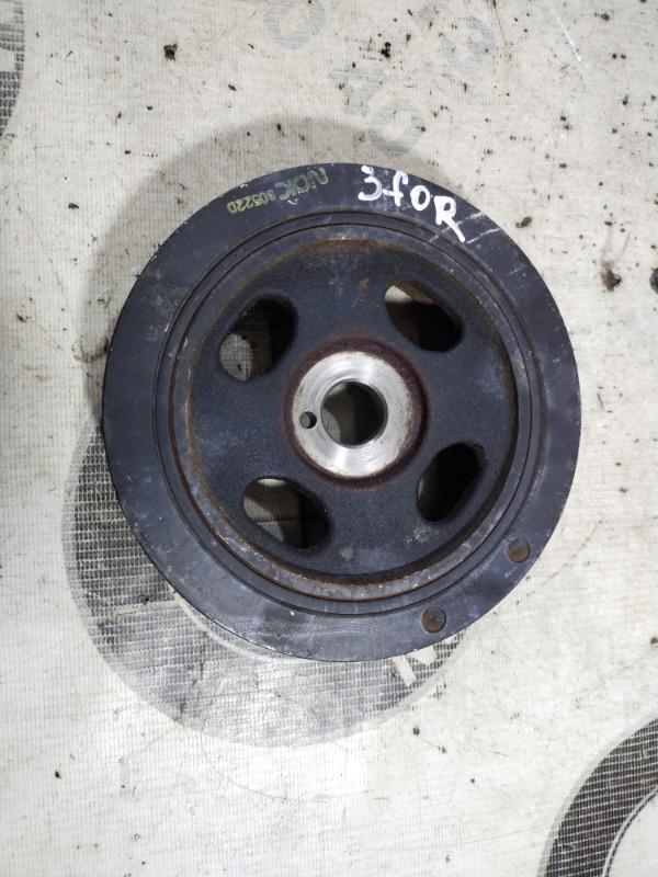 Шкив коленвала Subaru Forester SJ 2.5 2014 (б/у)