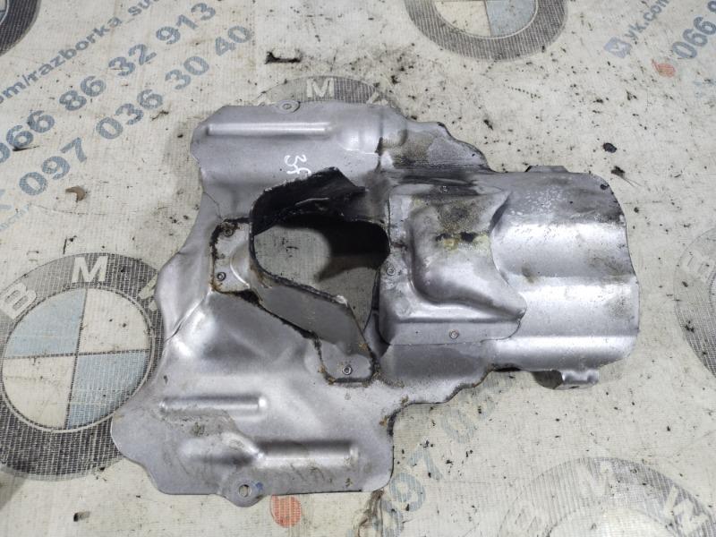 Защита коллектора Bmw 5-Series F10 N63B44 2011 (б/у)