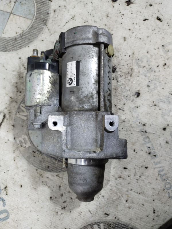 Стартер Bmw 5-Series F10 N63B44 2011 (б/у)