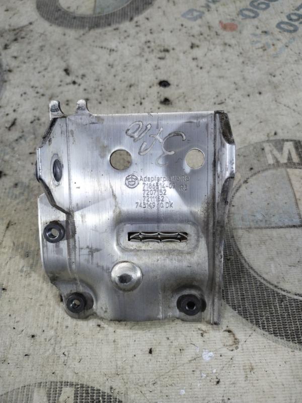 Крепление радиатора Bmw 5-Series F10 N63B44 2011 правое (б/у)