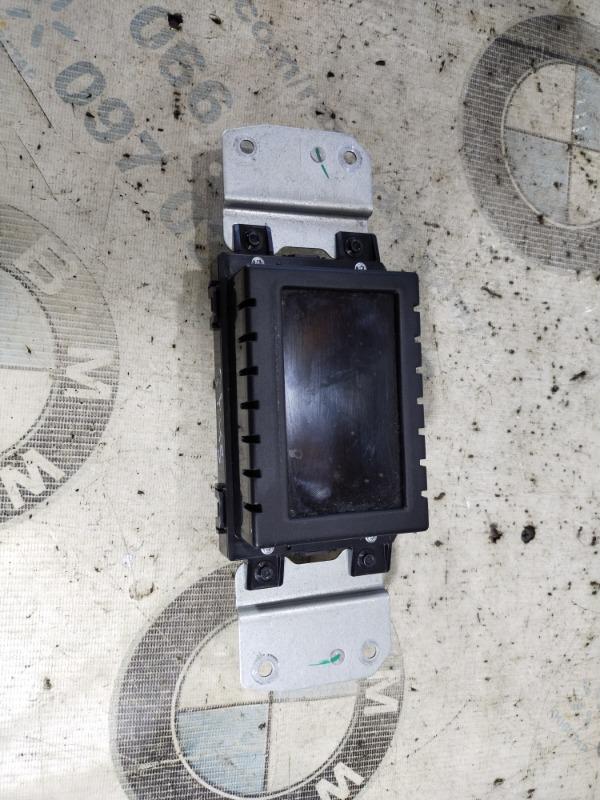 Монитор Ford Fusion 2.5 2014 (б/у)