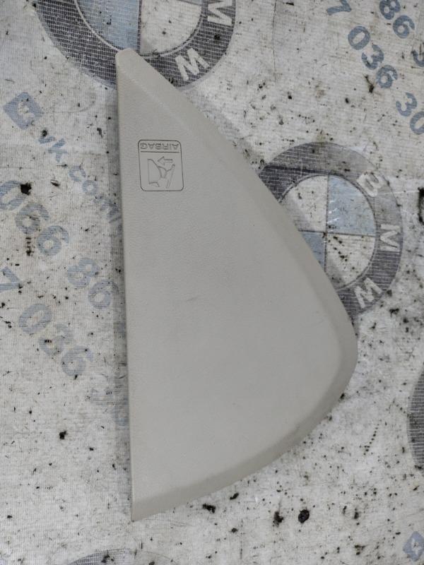 Накладка торпеды боковая Ford Fusion 2.5 2014 правая (б/у)