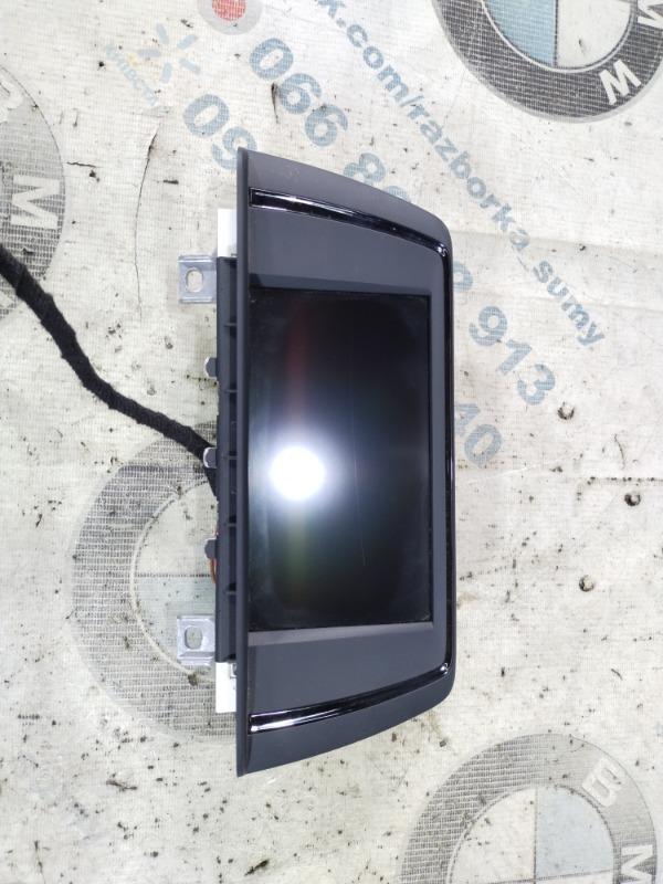 Монитор Bmw 3-Series F30 N20B20 2013 (б/у)