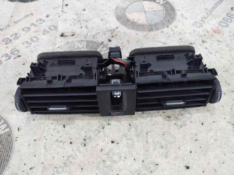 Воздуховод центральный Bmw 3-Series F30 N20B20 2013 (б/у)