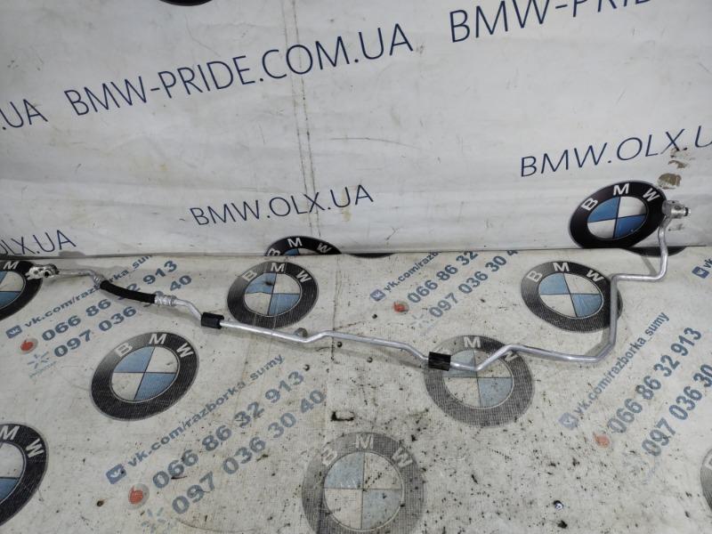 Трубка кондиционера Bmw 5-Series F10 N63B44 2011 (б/у)