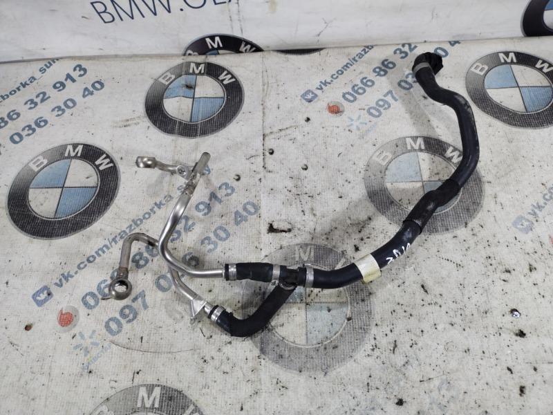 Трубка гидроусилителя Bmw 5-Series F10 N63B44 2011 (б/у)