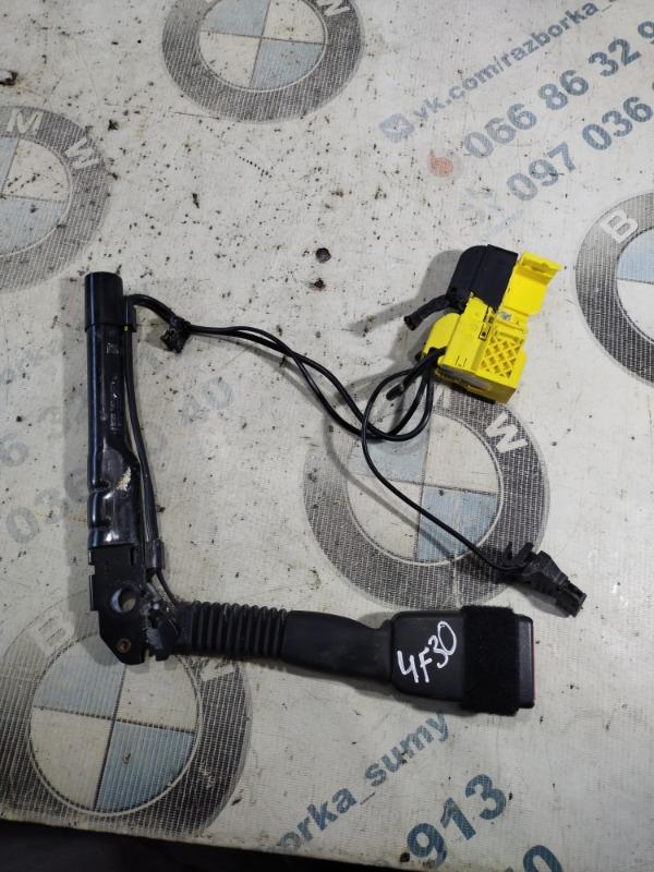 Ремень безопасности Bmw 3-Series F30 N20B20 2013 (б/у)