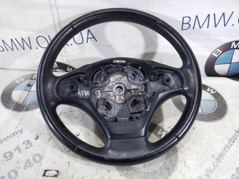 Руль Bmw 3-Series F30 N20B20 2013 (б/у)