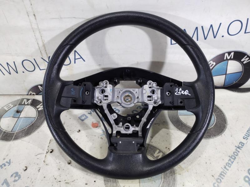 Руль Subaru Forester SJ 2.5 2015 (б/у)