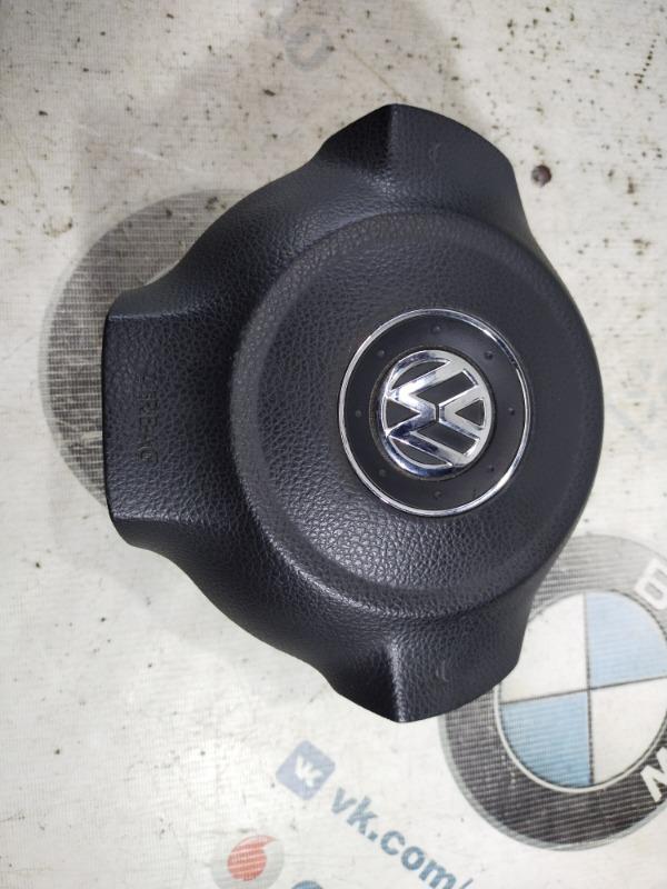 Airbag руля Volkswagen Jetta 2.5 2011 (б/у)