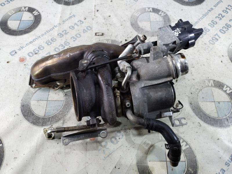 Турбина Bmw 3-Series F30 N20B20 2013 (б/у)