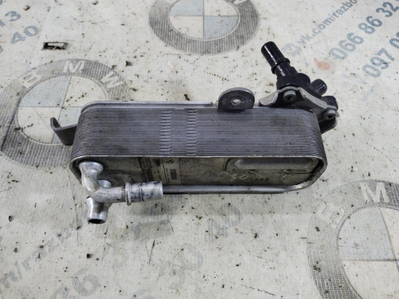 Теплообменник Bmw 3-Series F30 N20B20 2013 (б/у)