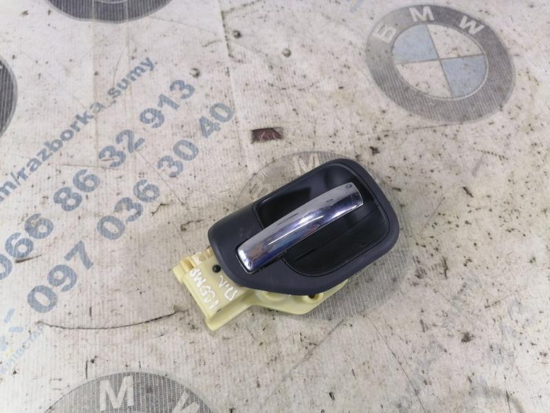 Ручка двери внутренняя Jeep Compass 2.4 2014 передняя левая (б/у)