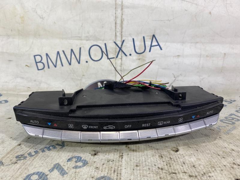 Блок управления климат-контролем Mercedes-Benz S-Class W221 (б/у)
