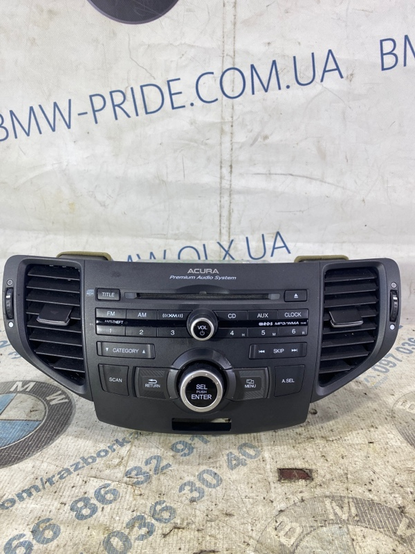 Магнитофон Acura Tsx (б/у)