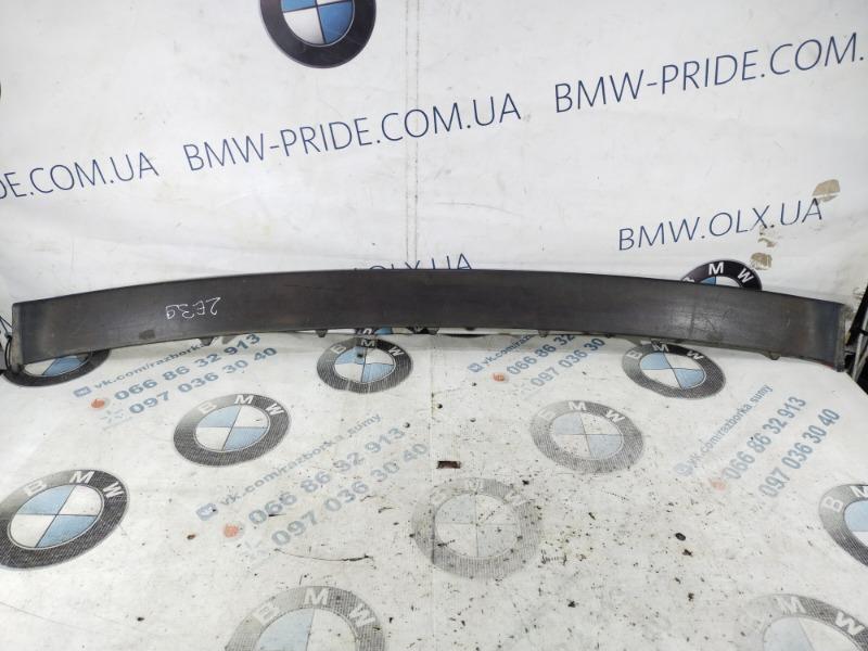 Накладка на бампер Bmw 5-Series E39 M51D25 1999 задняя (б/у)