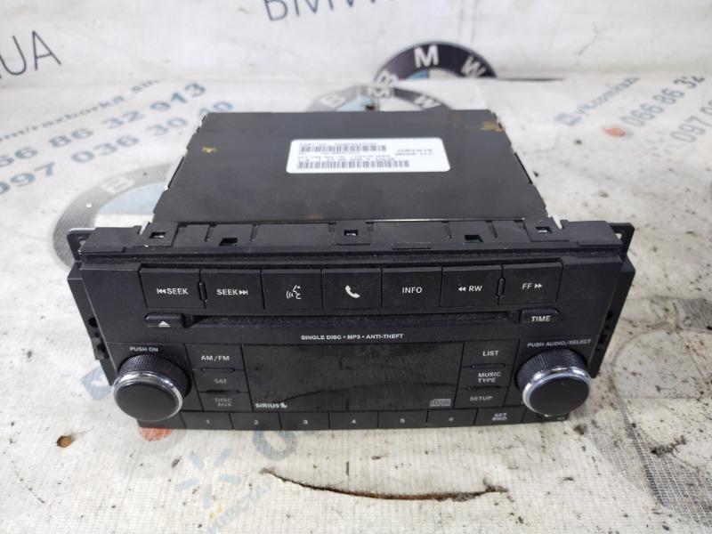 Магнитофон Jeep Compass 2.4 2014 (б/у)