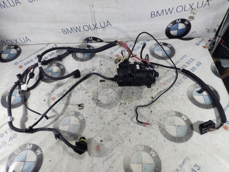 Проводка моторная Bmw 3-Series F30 N20B20 2013 (б/у)