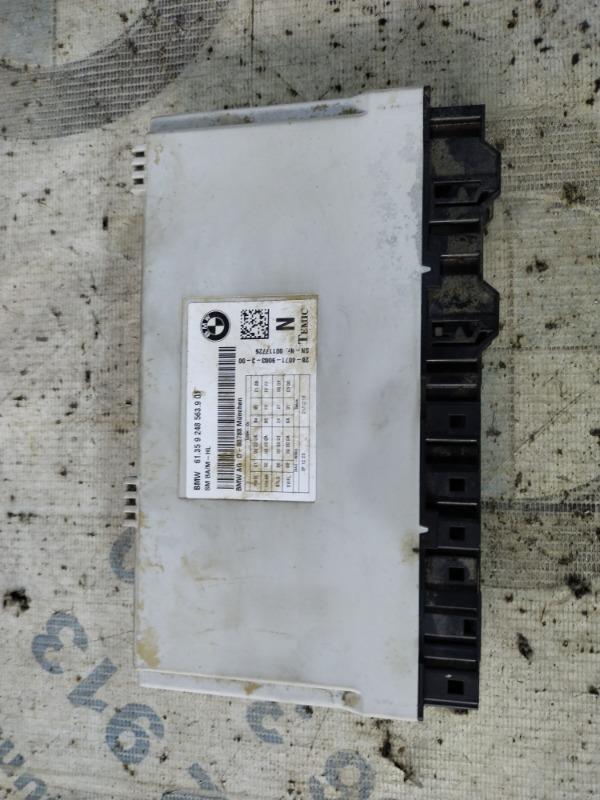 Блок управления сидением Bmw 5-Series F10 N63B44 2011 (б/у)