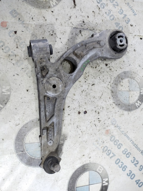 Рычаг подвески Dodge Dart 2.4 2014 передний левый (б/у)