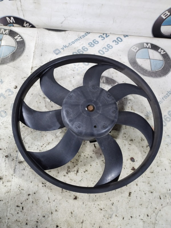 Вентилятор Ford Fusion 2.5 2014 (б/у)
