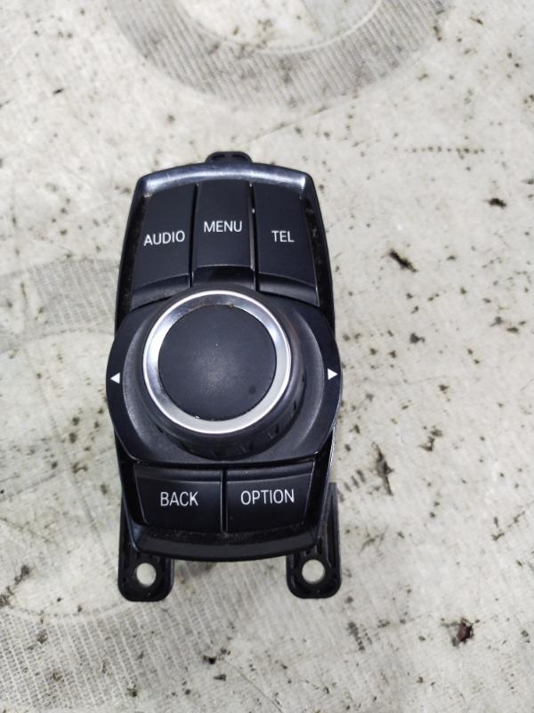 Кнопки мультимедиа Bmw 3-Series F30 N20B20 2013 (б/у)