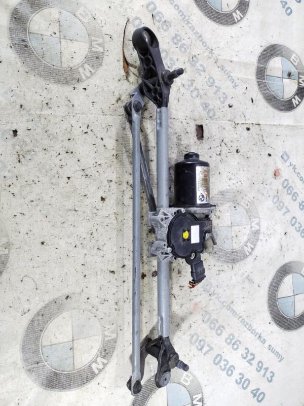 Трапеция дворников Bmw 3-Series F30 N20B20 2013 (б/у)