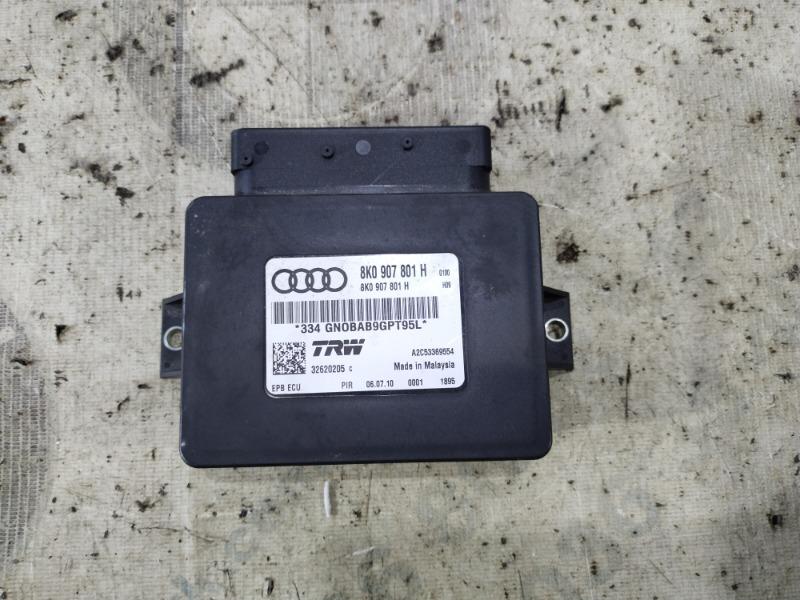 Блок управления стояночным тормозом Audi Q5 (б/у)