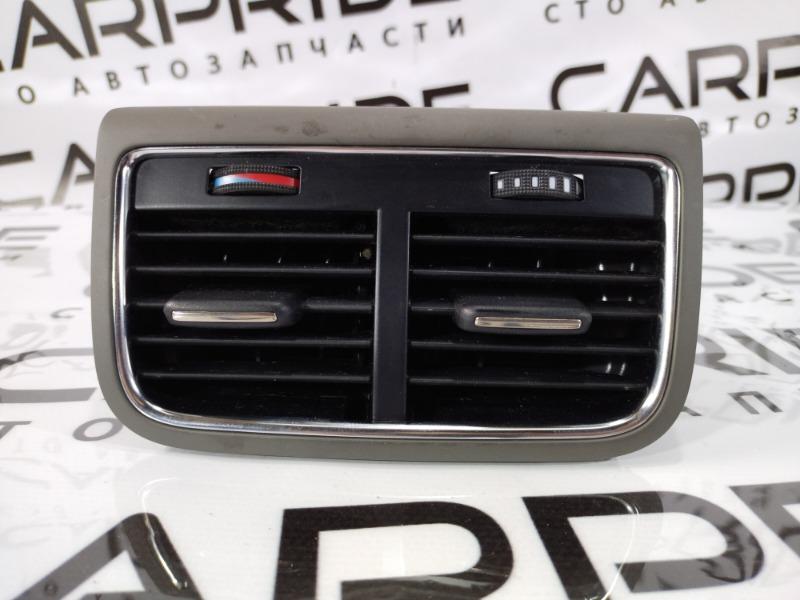 Воздуховод центральный Audi Q5 задний (б/у)
