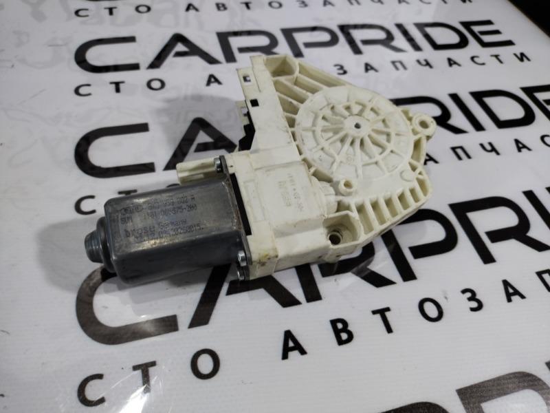 Мотор стеклоподъемника Audi A6 C6 передний правый (б/у)