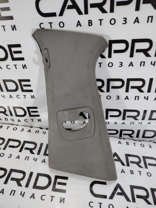 Обшивка стойки Bmw 5-Series F10 N63B44 2011 левая (б/у)