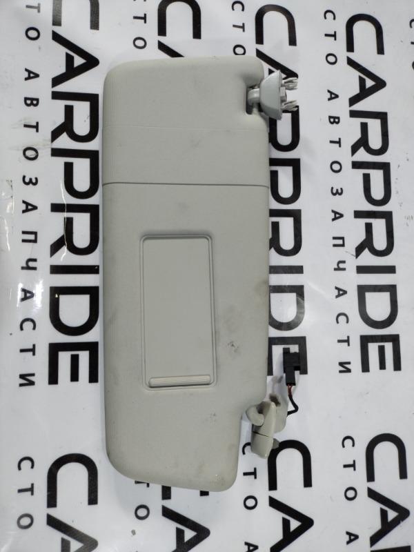 Козырек солнцезащитный Volkswagen Passat B8 1.8 2016 правый (б/у)
