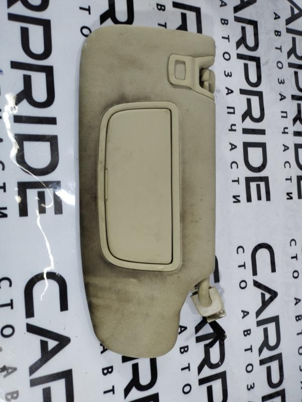 Козырек солнцезащитный Ford Fusion 2.5 2014 правый (б/у)