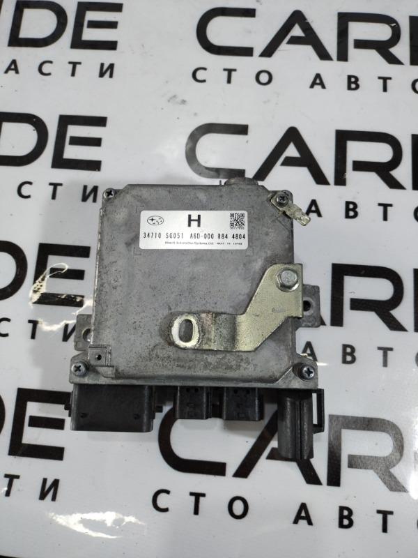 Блок управления рулевой рейкой Subaru Forester SJ 2.5 2015 (б/у)