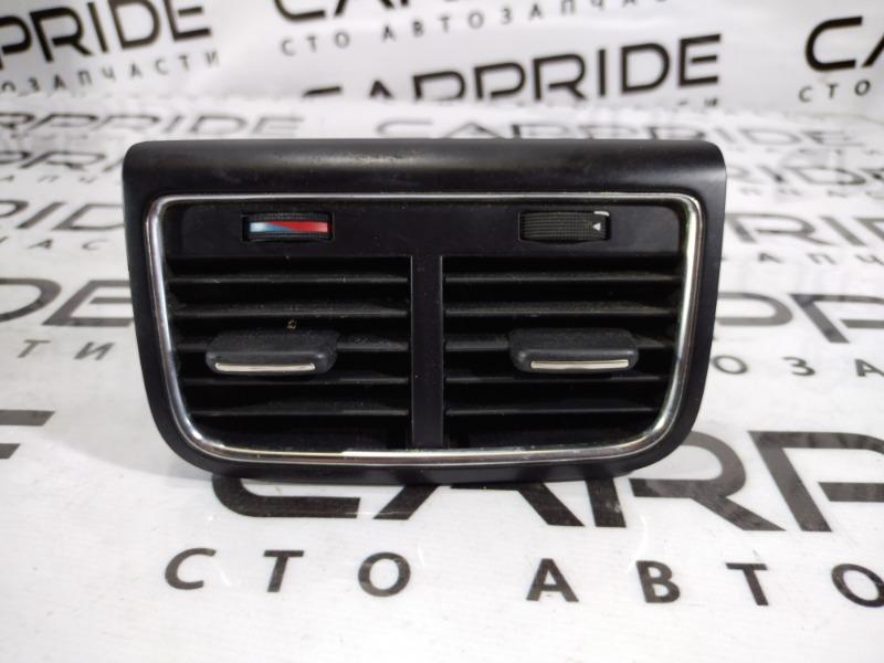 Воздуховод центральный Audi A5 задний (б/у)